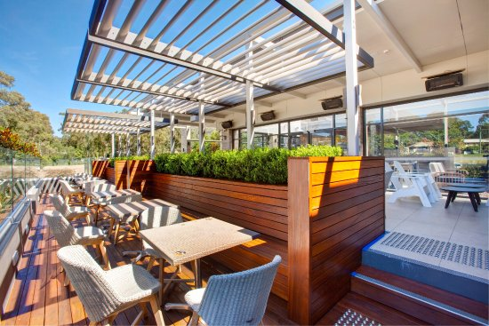 Ironstone Bar  Dining - Accommodation Adelaide