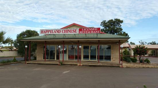 Happyland Chinese Restaurant - Accommodation Adelaide