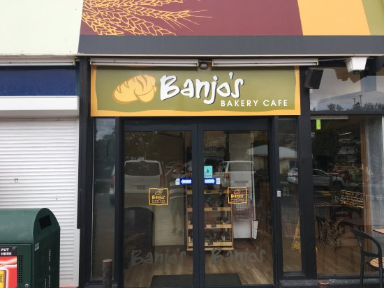Banjo's Bakery Cafe - Accommodation Adelaide