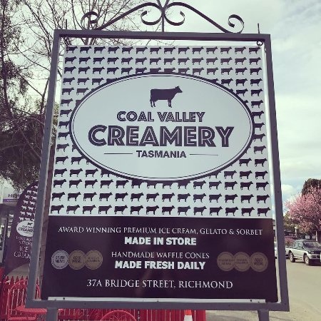 Coal Valley Creamery - Accommodation Adelaide