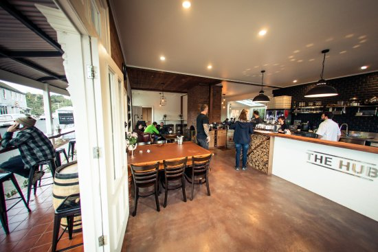 The Hub - Pizza and Beer - Accommodation Adelaide