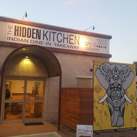 Spice Odysee - The Hidden Kitchen - Accommodation Adelaide