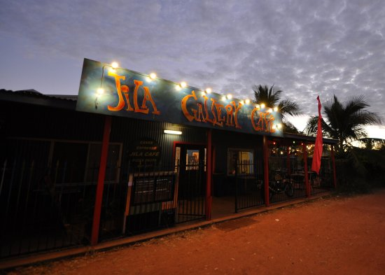 Jila Gallery Cafes - Accommodation Adelaide