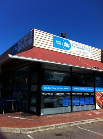 Evandale Chicken And Seafood - Accommodation Adelaide