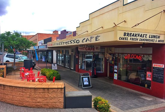 City Plaza Espresso Cafe Whyalla - Accommodation Adelaide