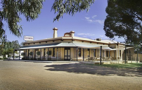 Standpipe Golf Motor Inn - Accommodation Adelaide