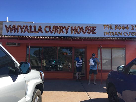 Whyalla Curry House - Accommodation Adelaide