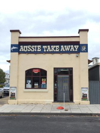 Aussie Take Away Penola - Accommodation Adelaide