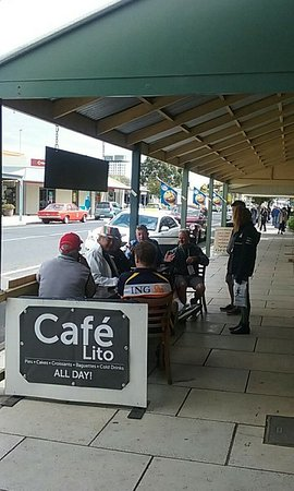 Cafe Lito - Accommodation Adelaide