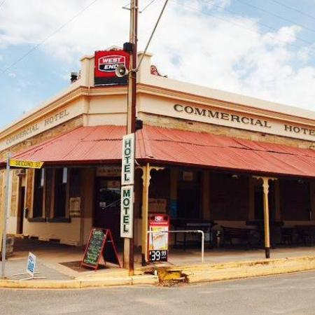 Commercial Hotel Orroroo - Accommodation Adelaide