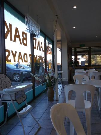 New land Bakery cafe - Accommodation Adelaide
