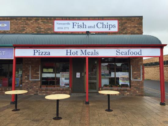 Normanville Fish Shop  Pizza - Accommodation Adelaide