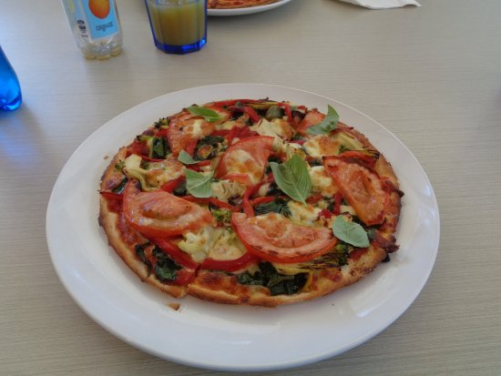 Saltwater Cafe Pizza - Accommodation Adelaide