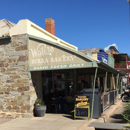 Waters Burra Bakery - Accommodation Adelaide
