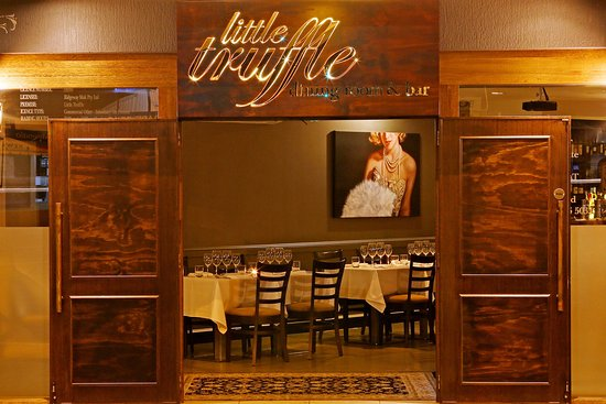 Little Truffle Dining Room  Bar - Accommodation Adelaide