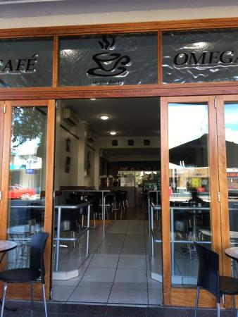 Cafe Omega - Accommodation Adelaide