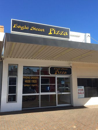 Eagle Street Pizza - Accommodation Adelaide