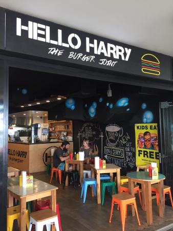Hello Harry Caloundra - Accommodation Adelaide