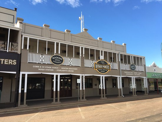 Outback Pioneers - Accommodation Adelaide