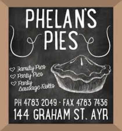 Phelan's Pies - Accommodation Adelaide