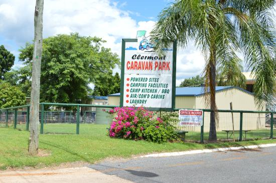 Clermont Caravan Park - Accommodation Adelaide