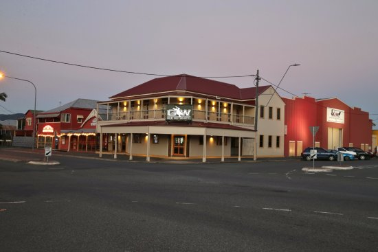 Great Western Hotel - Accommodation Adelaide