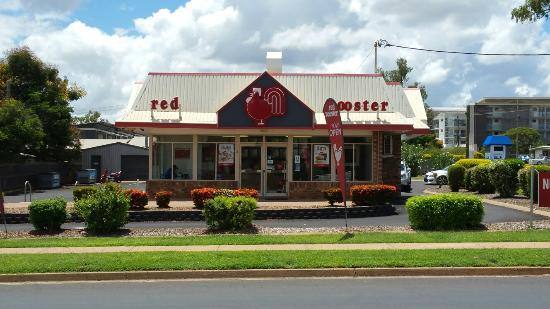 Red Rooster - Accommodation Adelaide