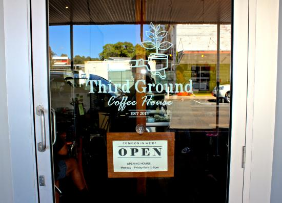 Third Ground Coffee House - Accommodation Adelaide