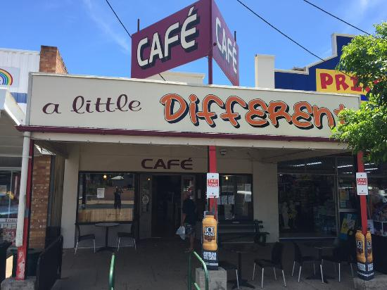 A Little Bit Different Cafe - Accommodation Adelaide
