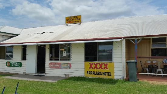 Baralaba Hotel - Accommodation Adelaide