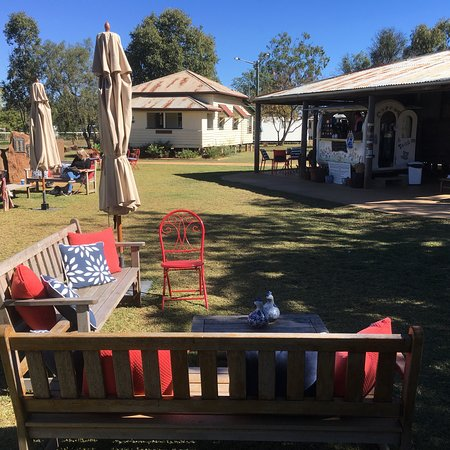 Rolleston Coffee Cart - Accommodation Adelaide