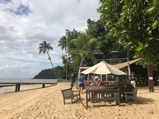 Sunset Bar Dunk Island - Accommodation Adelaide