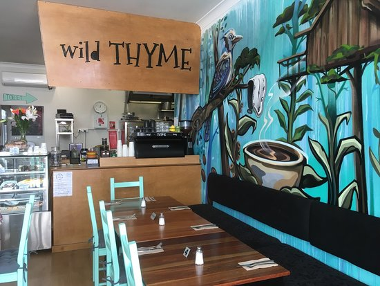 Wild THYME Dining - Accommodation Adelaide