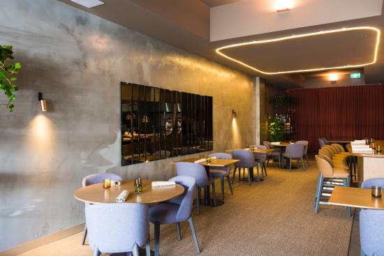 Amaru Melbourne Restaurant - Accommodation Adelaide