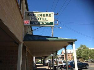 Soldiers Motel - Accommodation Adelaide