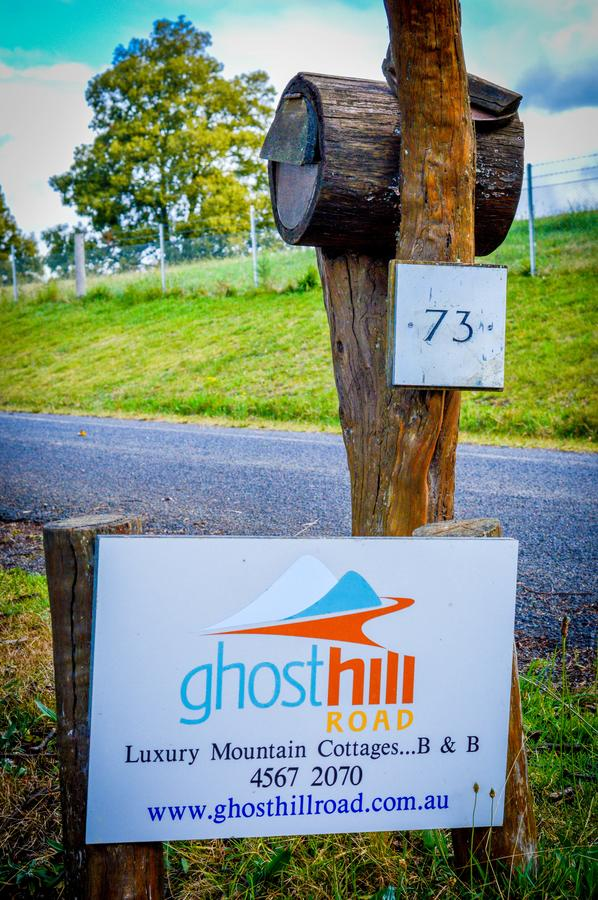 Ghost Hill Road - Accommodation Adelaide