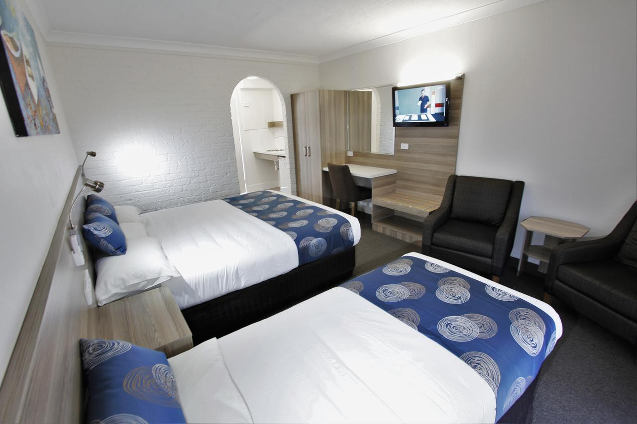 Aston Motel Yamba - Accommodation Adelaide