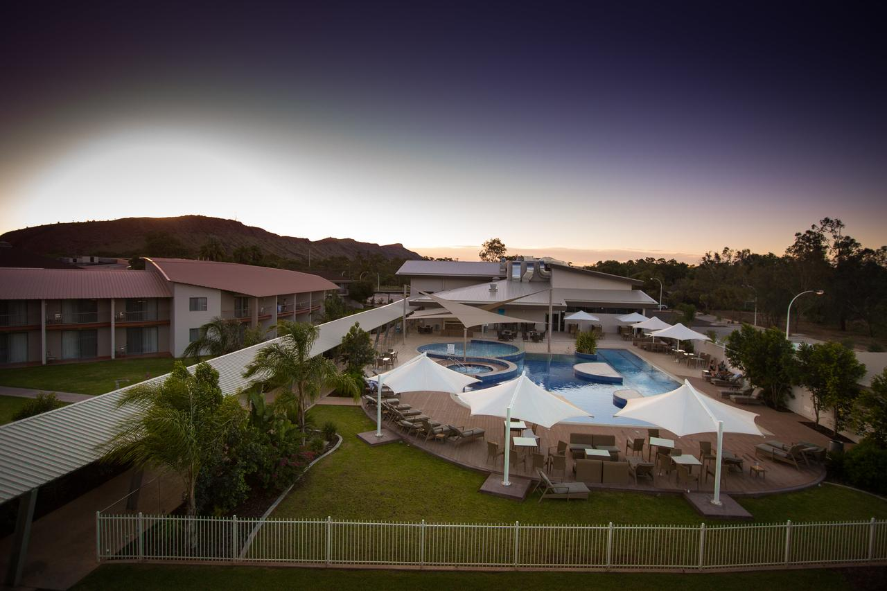 Crowne Plaza Alice Springs Lasseters - Accommodation Adelaide