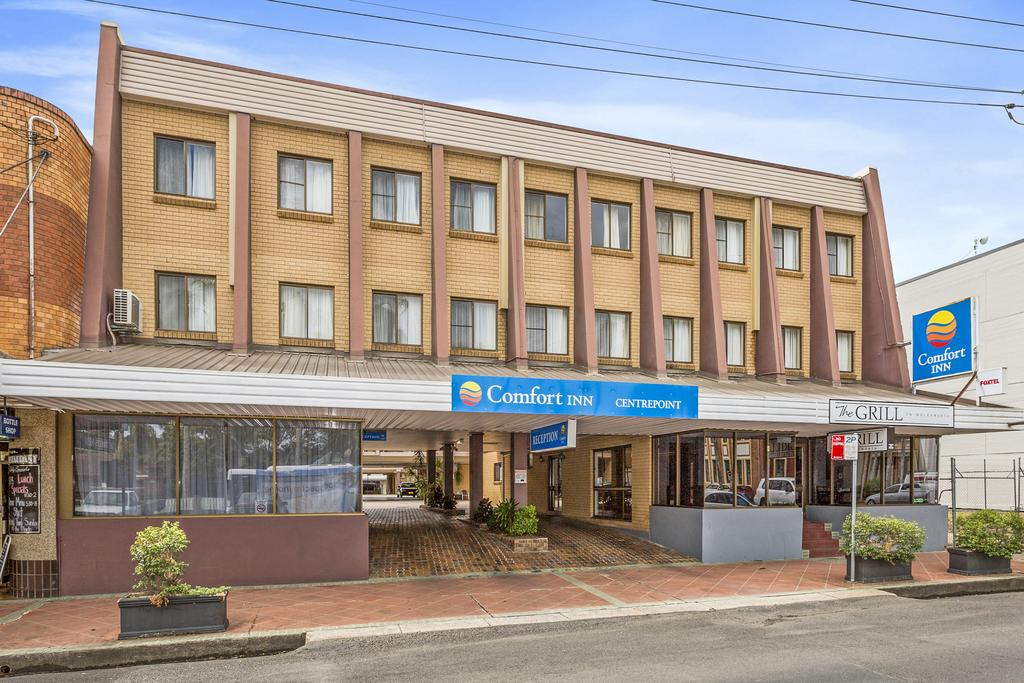 Comfort Inn Centrepoint Motel - Accommodation Adelaide