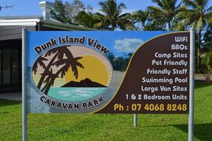 Dunk Island View Caravan Park - Accommodation Adelaide