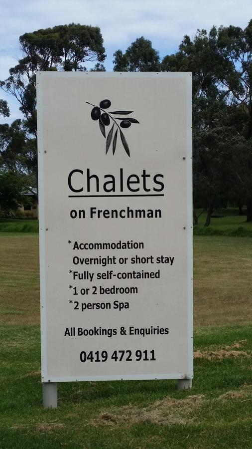 Chalets on Frenchman - Accommodation Adelaide