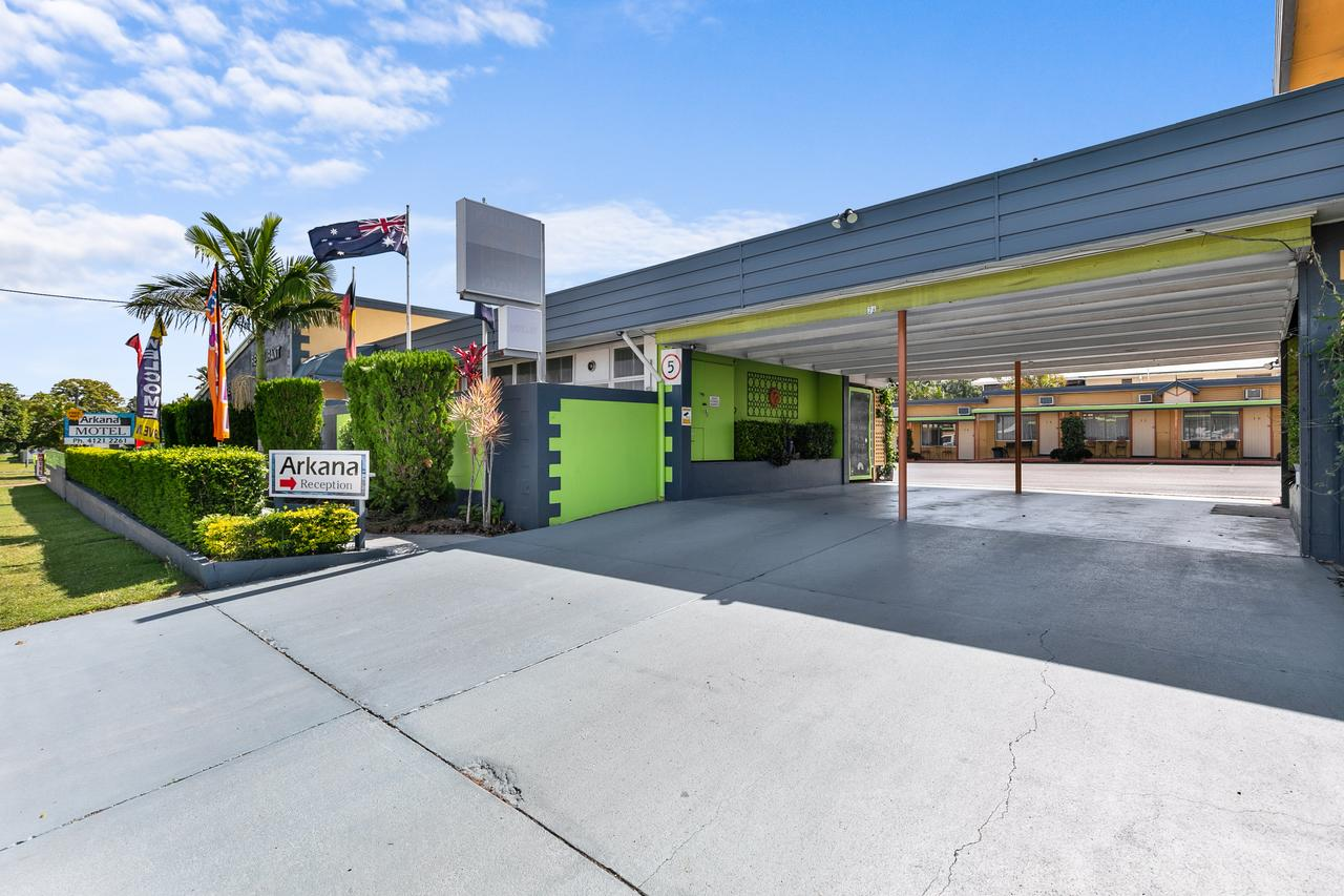 Arkana Motel - Accommodation Adelaide