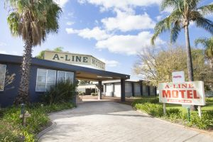 A Line Motel - Accommodation Adelaide
