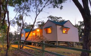 Accommodation Creek Cottages  Sundown View Suites - Accommodation Adelaide